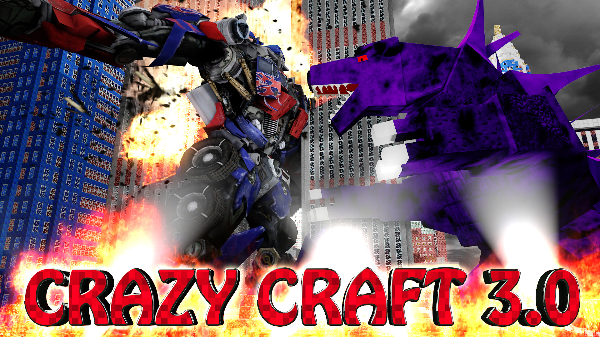 Crazy Craft 3 0 Alpha Launch!