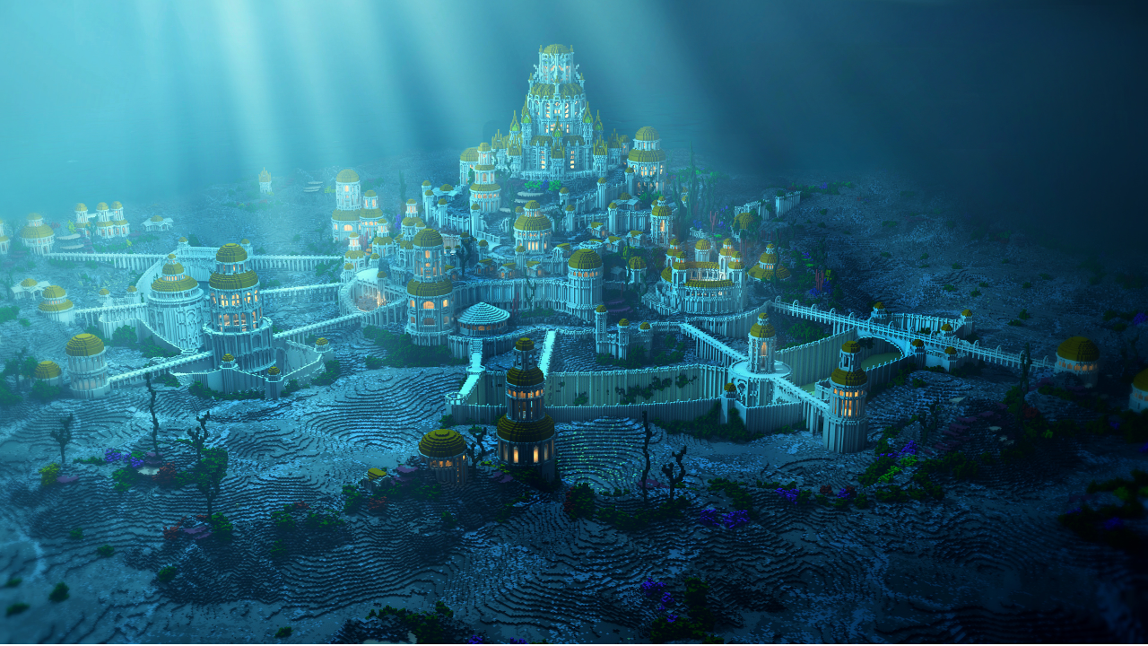 atlantis city