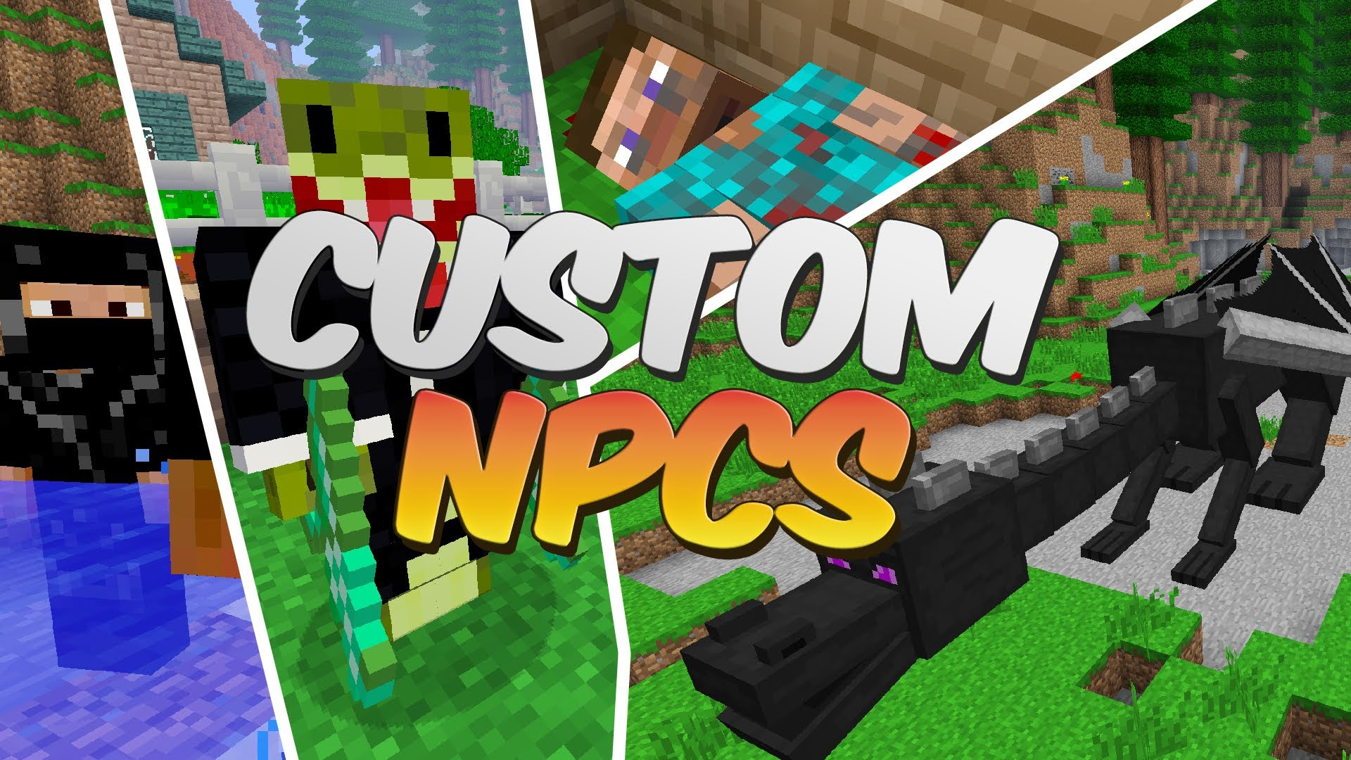 1. 9. 4] custom npcs mod download | minecraft forum.