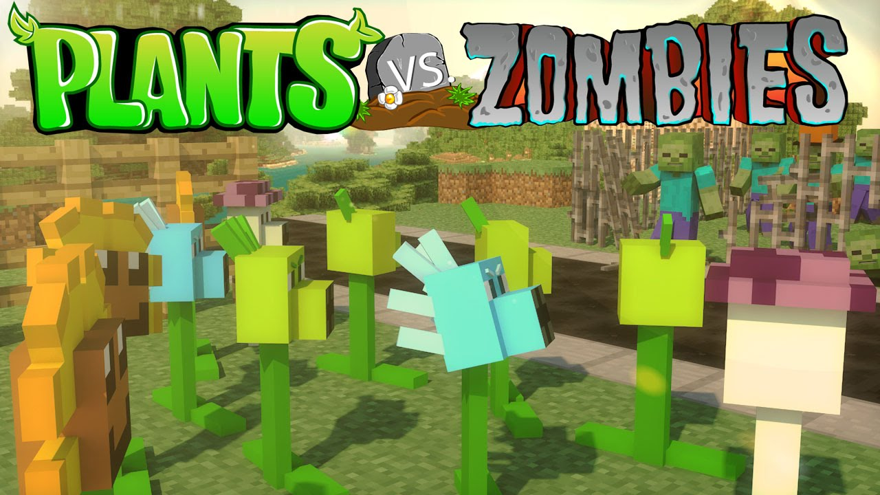 Plants Vs Zombies Minecraft Warfare Mod Installer - Minecraft bei spielaffe