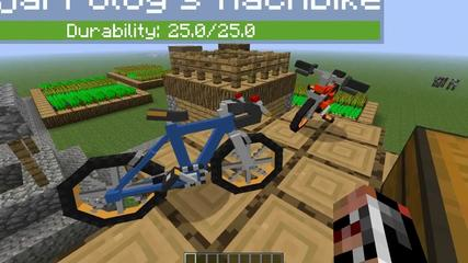 Bike Mod Minecraft 1.7.2 Download Instructions